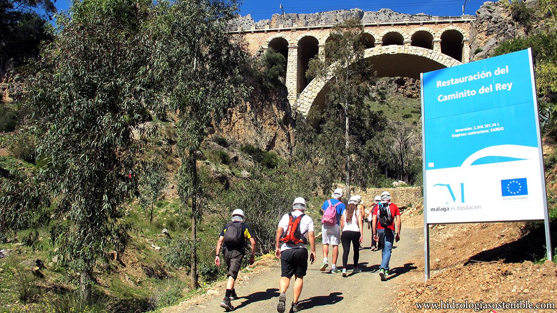 Caminito del Rey Viaducto