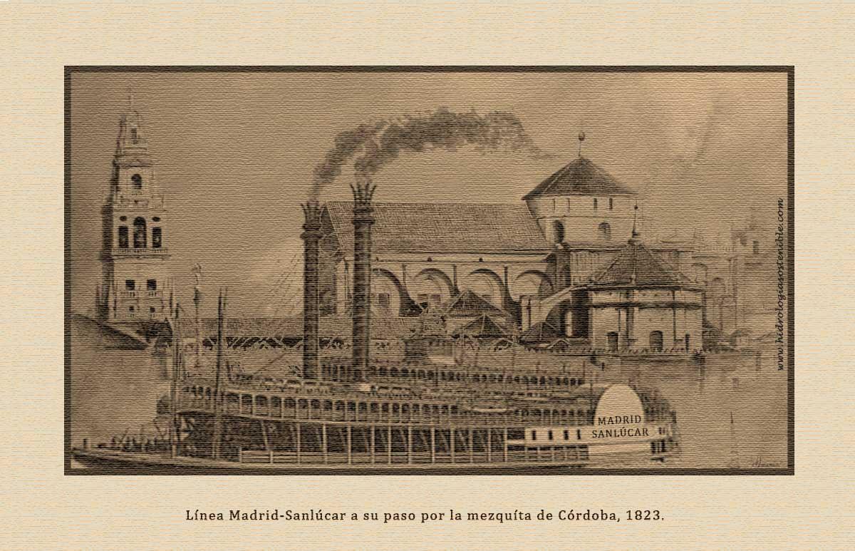 cordoba-mezquita-línea-Madrid-Sanlucar