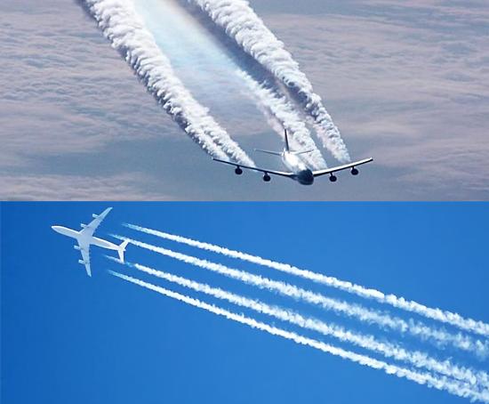 Mitos y timos del agua I: Avionetas anti-lluvia y chemtrails