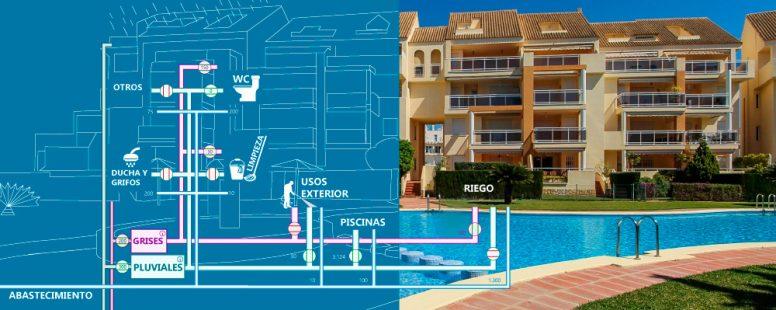 Modelos digitales para ahorrar agua en edificios